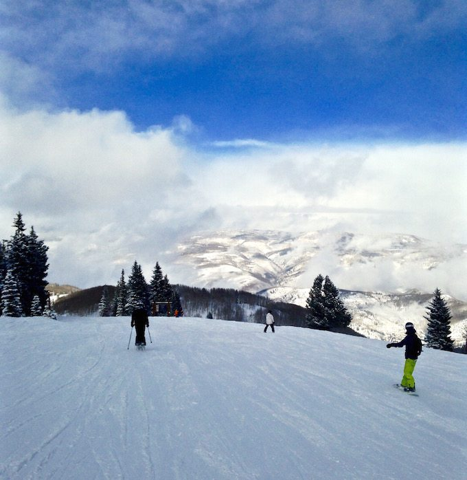 Beaver Creek, Colorado | Blue Mountain Belle