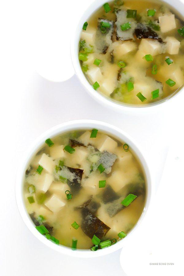 8 Winter Soups |Miso-Soup