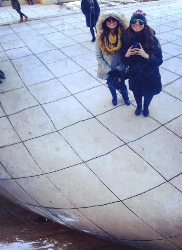 Cloud Gate - 24 Hours in Chicago | Blue Mountain Belle