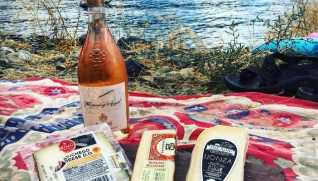 My Favorite Cheese from Channing and The Cheese Plate #channingandthecheeseplate | Blue Mountain Belle