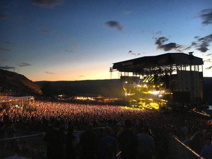 Phish Gorge 2016   Blue Mountain Belle