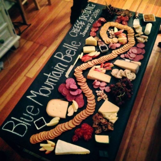 My Favorite Cheese from Channing and The Cheese Plate #channingandthecheeseplate