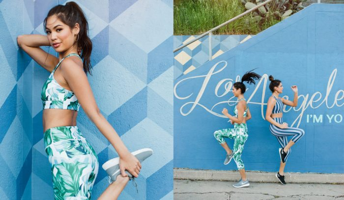 Shoe Me Your MuMu Activewear 2017