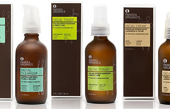 Pangea Organics Skincare - The best skincare products for combination skin