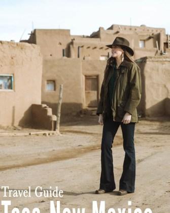 Exploring the Taos Pueblo - What to do in Taos