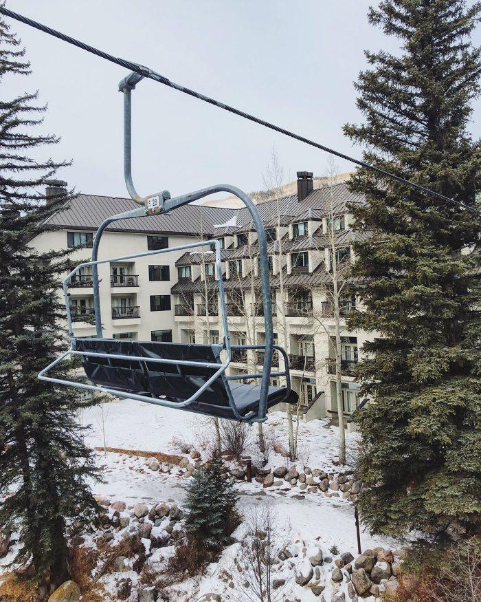 Hotel Talisa, Vail Colorado #colorado #vail