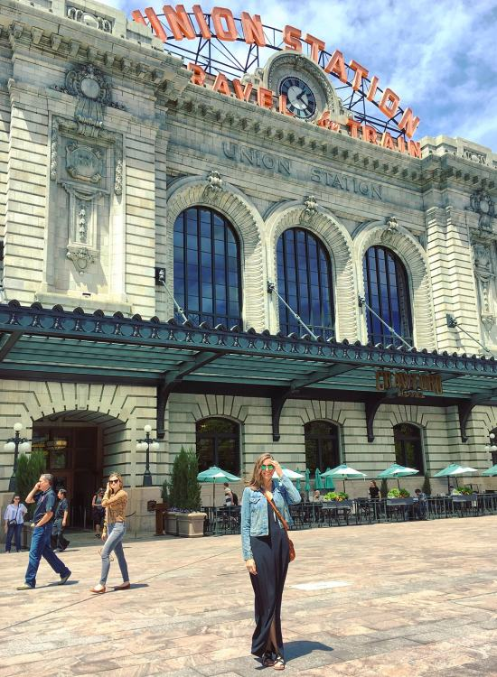 Union Station Denver - Top 10 Things To Do In Denver | Blue Mountain Belle