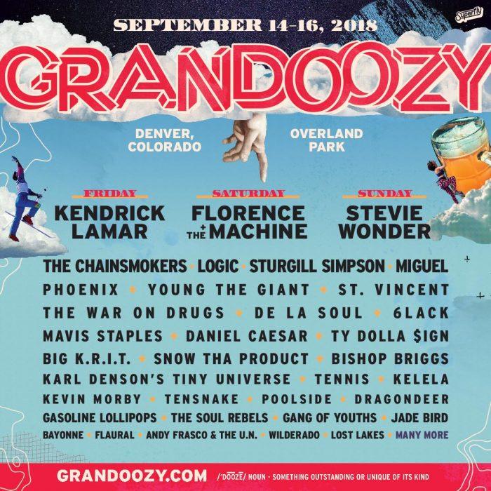 Grandoozy Music Festival Denver