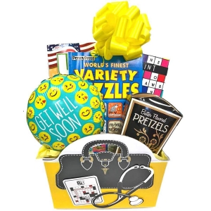 Get Well Boredom Buster All About Gifts Amp Baskets