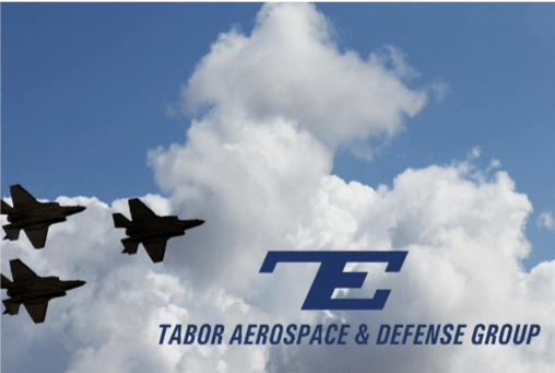 The new Tabor Aerospace & Defense Group will provide sales, service, and support in...