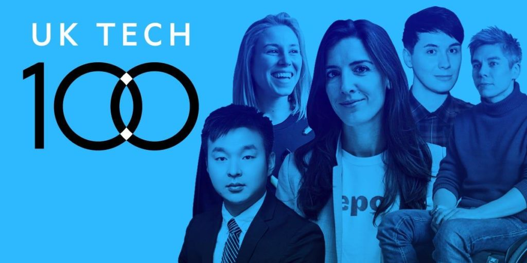 Business Insider, Business Insider UK Tech 100, Pitch.Link