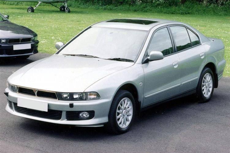 Mitsubishi Galant 1988 2003 Used Car Review Car Review