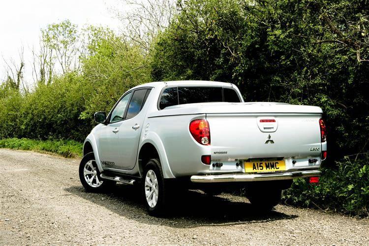 Mitsubishi L200 2010 2015 Used Car Review Car Review