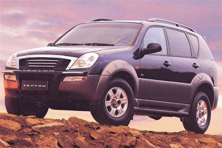 Ssangyong Rexton 2003 2017 Car Review