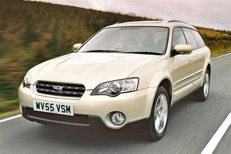 Subaru Outback 2005 2009 Used Car Review Car Review RAC Drive