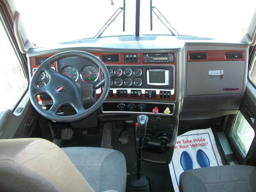 2008 Kenworth W900L StockNum ST7236 NebraskaKansasIowa
