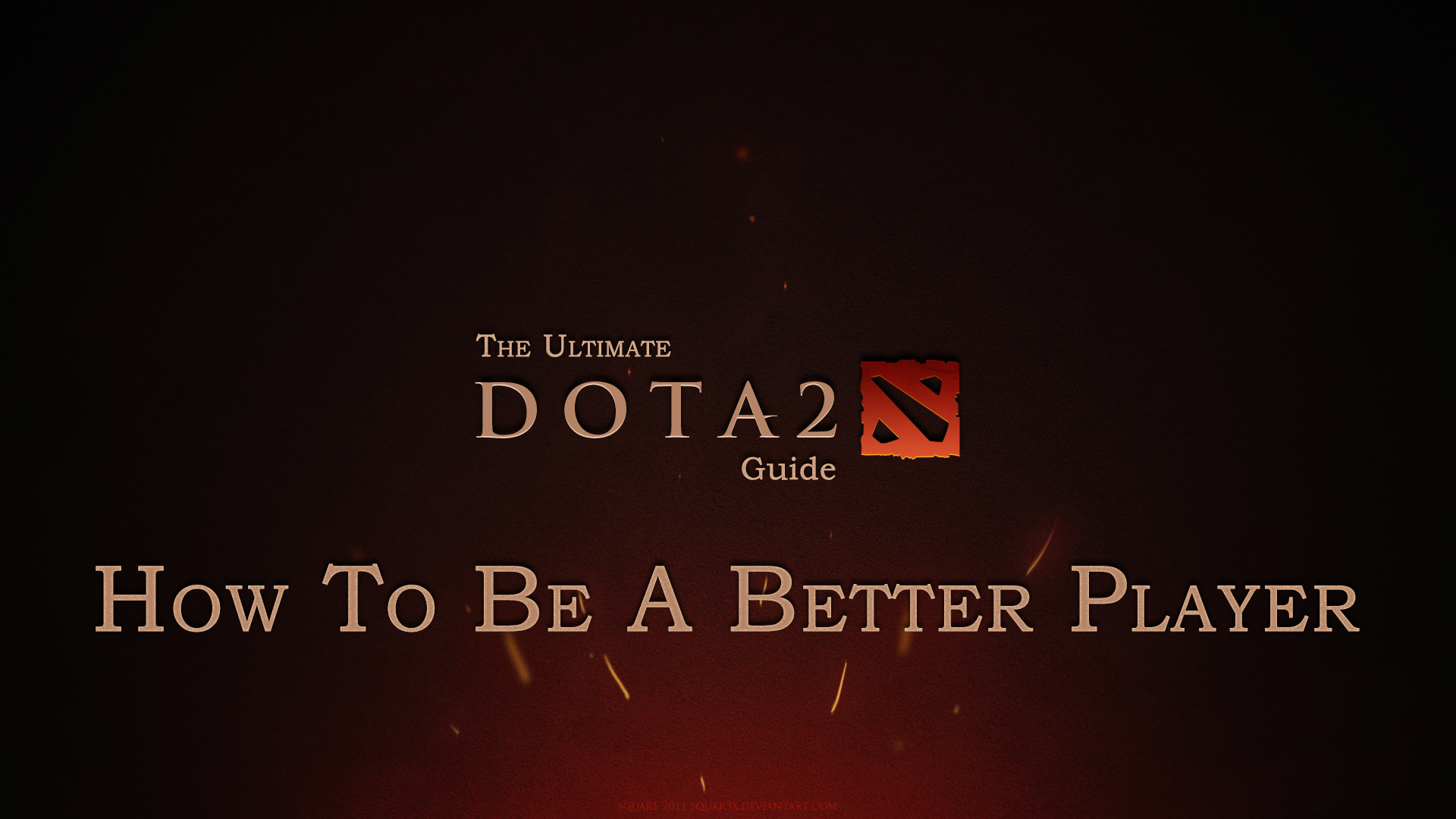 The Ultimate Dota 2 Guide How To Be A Better Player Kill Ping Kill Ping