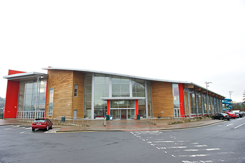 Image result for aura leisure centre