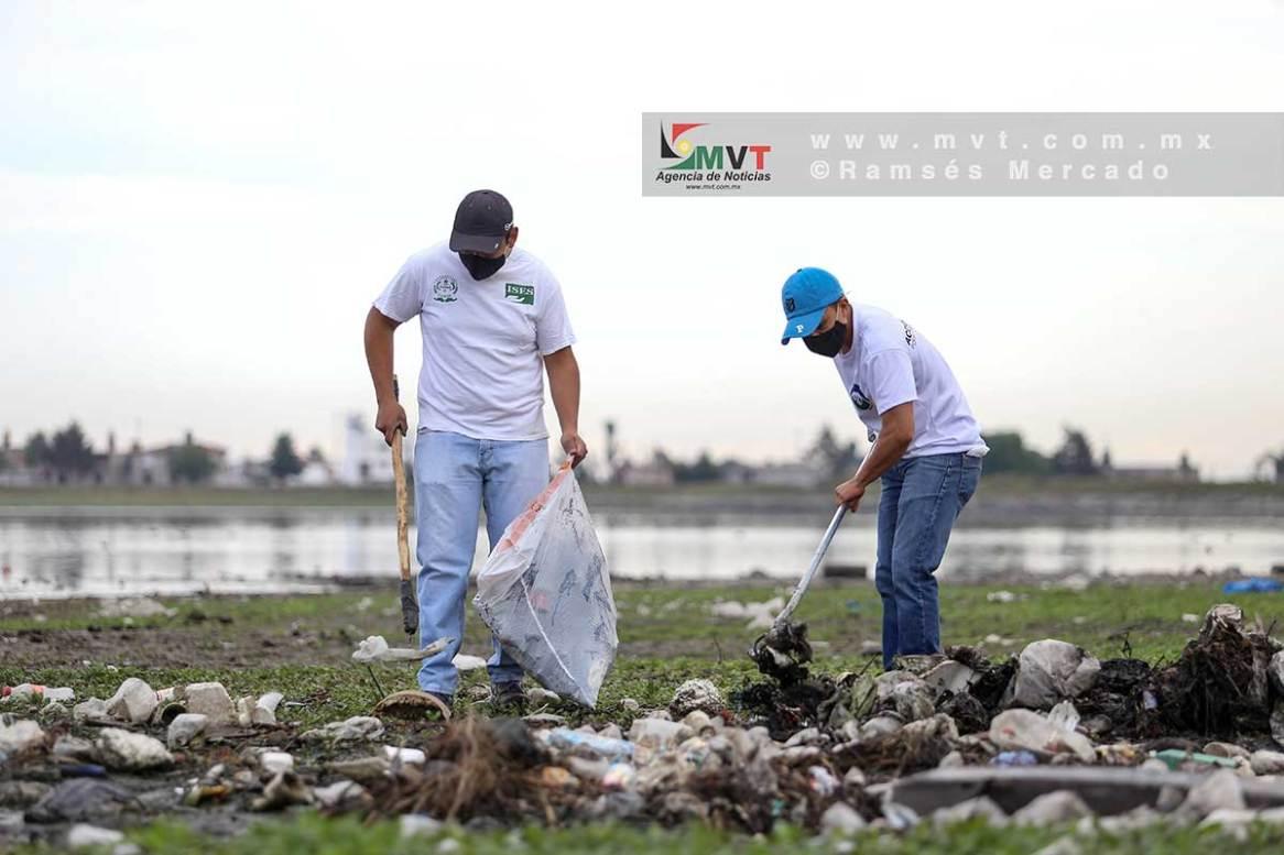 limpieza_laguna_palmillas_medio_ambiente_fauna_silvestre_contaminacion_1