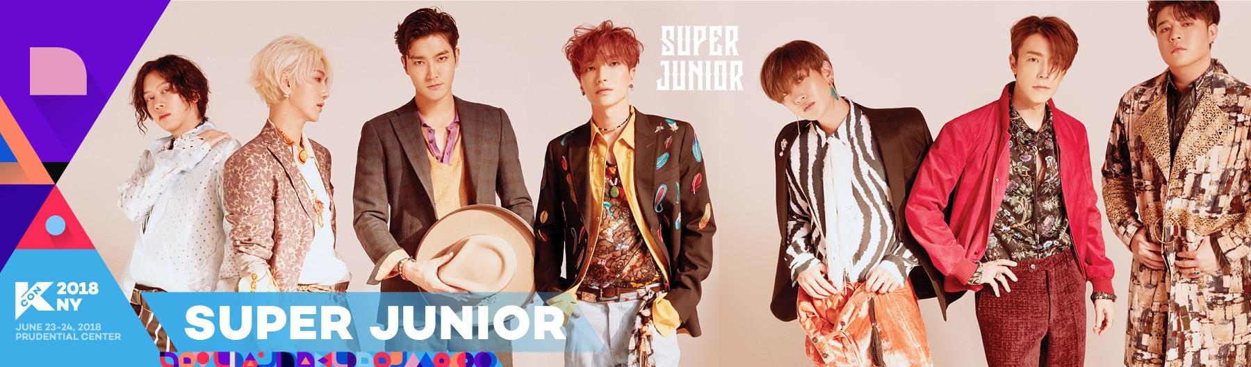 Image result for super junior 2018