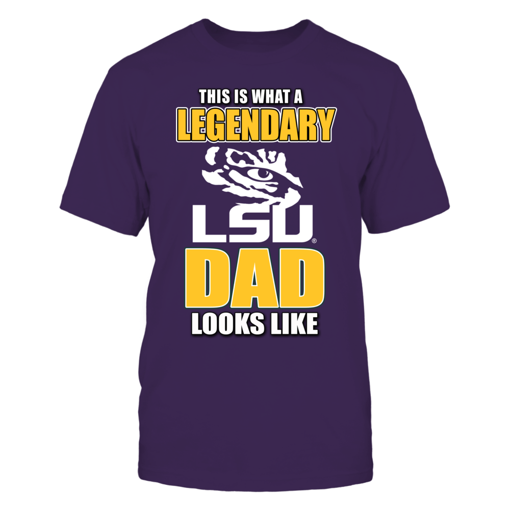 LSU Tiger Clothing for Dad