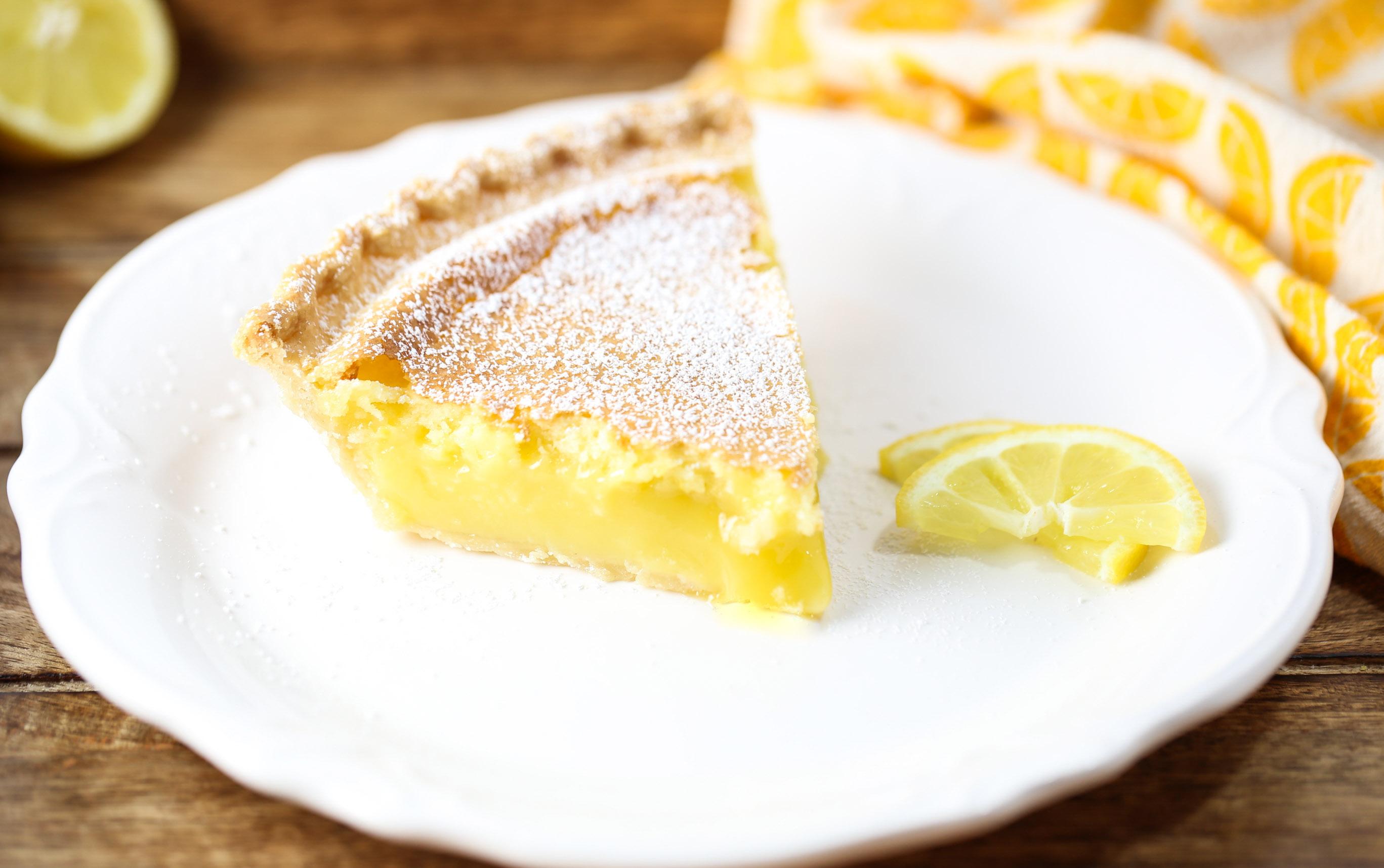 Image result for lemon pie