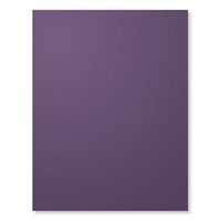 "Elegant Eggplant 8-1/2"" X 11"" Card Stock"