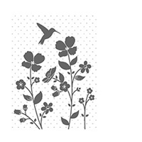 Wildflower Meadow Clear-Mount Stamp Set