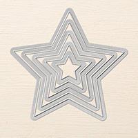 Stars Framelits Dies