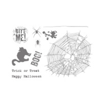 Bite Me Photopolymer Stamp Set
