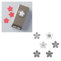 Petite Petals Clear-Mount Bundle