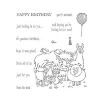 From The Herd Photopolymer Stamp Set