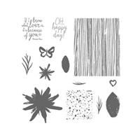 Build A Bouquet Photopolymer Stamp Set
