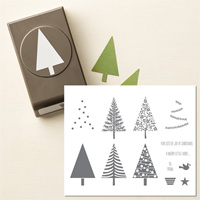 Festival Of Trees Photopolymer Bundle