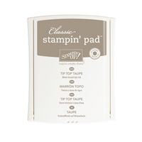 Tip Top Taupe Classic Stampin' Pad