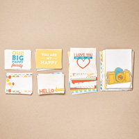 Happy Times Project Life Card Collection