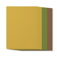 English Garden A4 Cardstock Assortment Pack