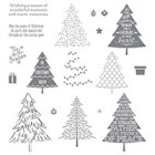 Peaceful Pines Photopolymer Stamp Set