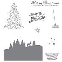 To You & Yours Too Photopolymer Stamp Set