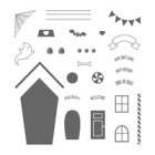 Sweet Home Photopolymer Stamp Set