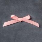 "Blushing Bride 3/8"" (1 Cm) Stitched Satin Ribbon"