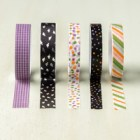 Halloween Night Designer Washi Tape