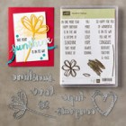 Sunshine Sayings Clear-Mount Bundle