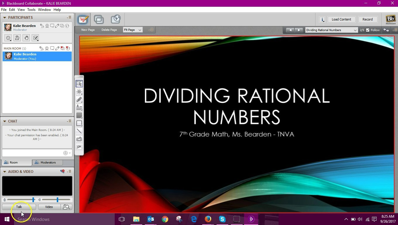 Dividing Rational Numbers Part 1