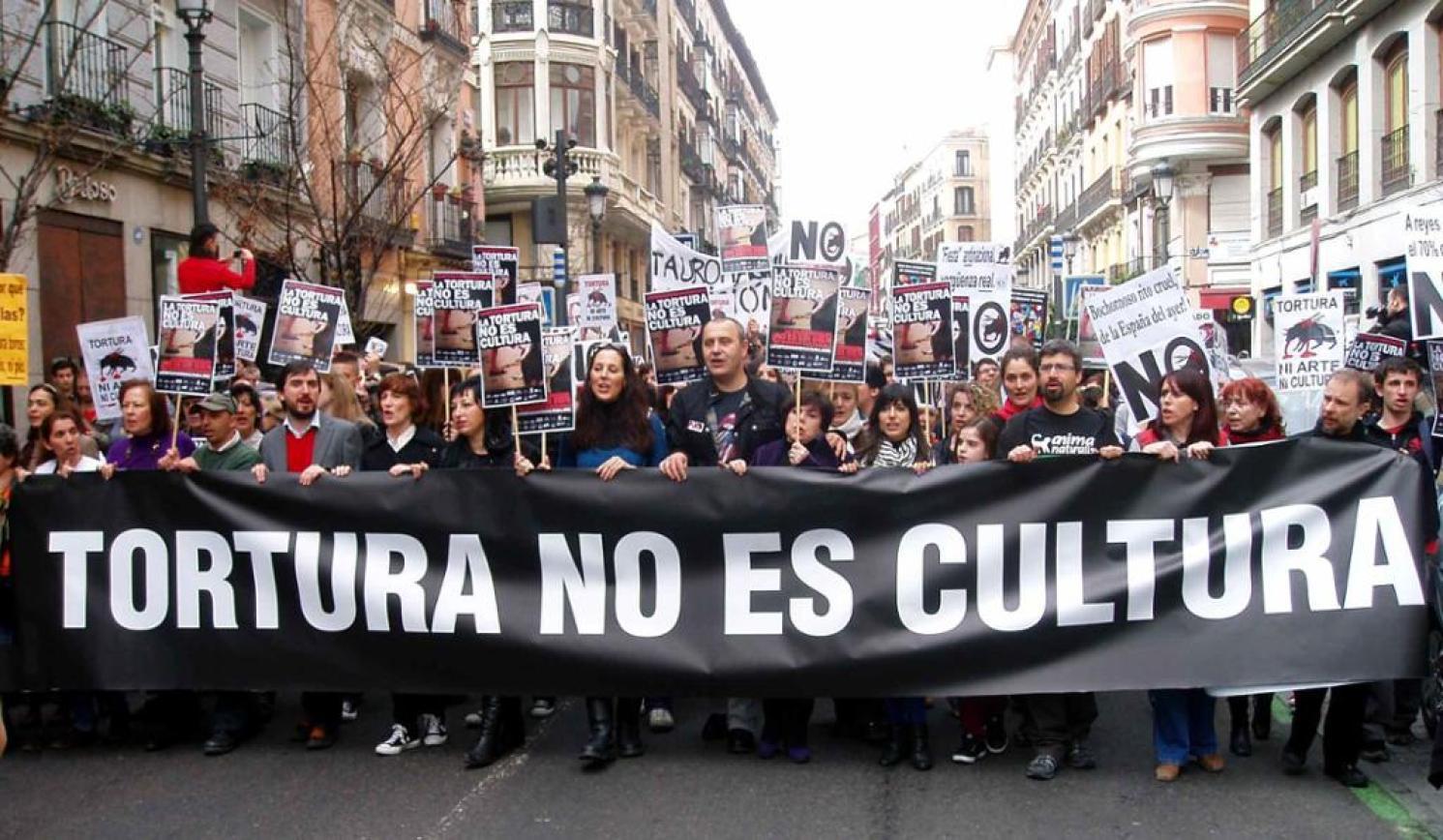 Resultado de imagen de La Tortura No Es Cultura