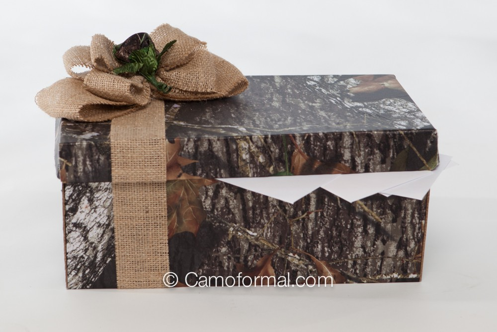 Camo And Burlap Bow 12 Piece Collection Camouflage Prom