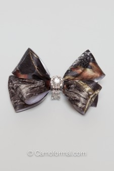 Camo Hair Accessories Camouflage Prom Wedding Homecoming