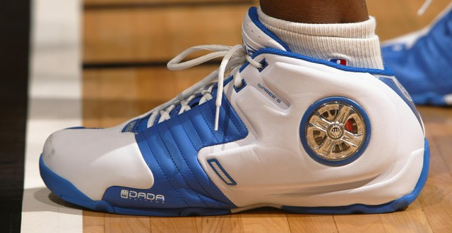 Top 20 Basketball Sneakers of the Past 20 Years: DaDa Supreme Spinner