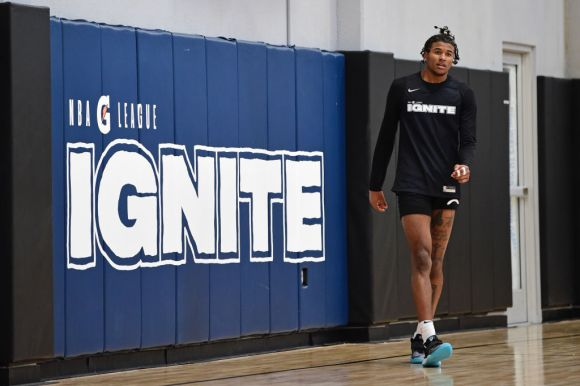 Image result for g league ignite