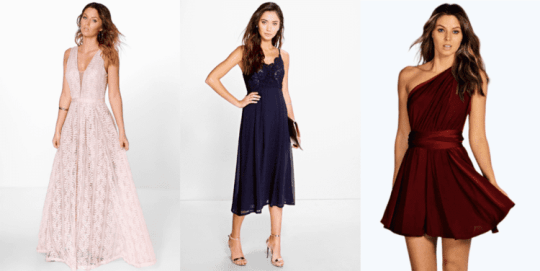 10 Cheap   Underrated Places to Buy a Prom Dress for under  100 cheap prom dresses at boohoo